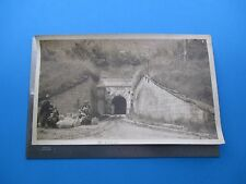 1925 Verdun Undergroud Galeries Guinot Photo B&W Antique Orignal Circa 1925 L322
