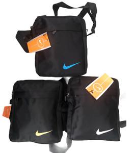 New Nike Men's Cross body Shoulder Messenger Bag Handbag Purse Sports Travel Bag