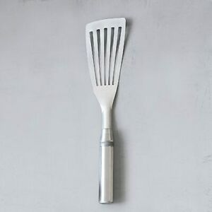 Pampered Chef (new) STAINLESS STEEL FISH SPATULA #2008