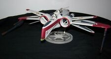 acrylic display stand for Revell Star Wars ARC-170 fighter snaptite kit 85-1855