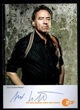 Gerd Silberbauer Soko 5113 Autogrammkarte Original Signiert ## BC 34033