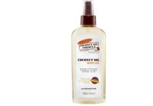 Palmers Coconut Body Oil Spray Bottle, 150 ml