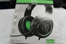PDP Afterglow AG 6 Over-Ear Noise Cancelling Gaming Headset for Xbox One
