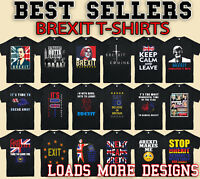 BREXIT T-Shirt, European Union Stars,Remain LEAVE EU Gift Adult & Kids Tee Top