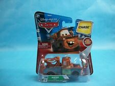 Disney Pixar Cars Chase MATER with Glow In The Dark Lamp #166 2010
