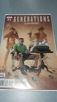 GENERATIONS ALL-NEW WOLVERINE 1 STAN LEE COMIC BOX VARIANT DON'T MISS THIS!!