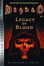 Blizzard Legends: Diablo: Legacy of Blood-Richard A. Knaak