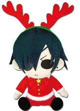 "*NEW* Black Butler: Ciel Phantomhive Christmas Festive 6"" Plush by GE Animation"