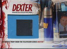 Dexter Seasons 7 & 8 San Diego Exclusive Prop Card CP8 Label [Mug] #01