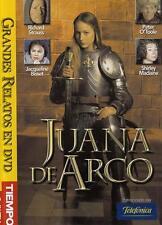 JOAN OF ARC Movie POSTER 27x40 Spanish