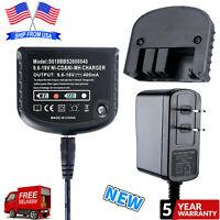 For BLACK+DECKER Battery Charger 9.6V-18V NiCd & NiMh HPB18 HPB18-OPE
