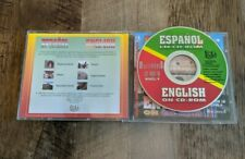 Espanol and English on CD-ROM Windows Level 4