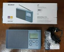 SONY DIGITAL RADIO XDR-S41D