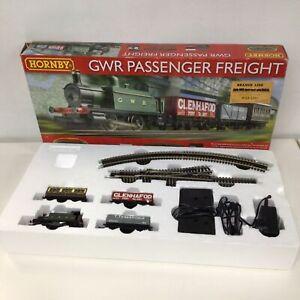 Hornby GWR Passenger Freight Gauge Train Set Original Box #459