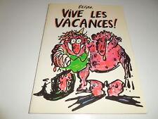 EO VIVE LES VACANCES/ REISER/ BE