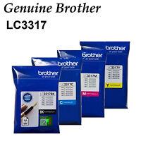GENUINE Original Brother LC-3317 ink toner MFC-J5330DW MFC-J5730DW MFC-J6530DW