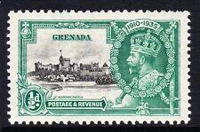 GRENADA 1935 ½d SILVER JUBILEE WITH KITE & VERTICAL LOG SG 145k MINT.