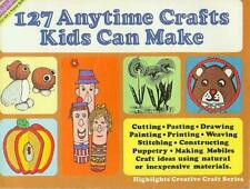 127 Anytime Crafts Kids Can Make (Staple Bound: Crafts, Kids Crafts, Recycling)
