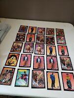 Lot of 25 DC COMICS MILESTONE: DAKOTA UNIVERSE (Skybox/1993) Trading Cards EUC