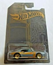 Hot Wheels 51st Anniversary Satin & Chrome Custom 67' Pontiac Firebird