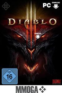 Diablo 3 Key Battlenet Download Code D3 Standard Version [EU/DE][PC] [MAC][NEU]