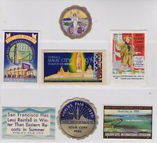 United States;Golden Gate Exposition San Francisco  1939  7 items