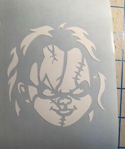 Child's Play Chucky Good Guys Horror Vinyl Decal Sticker Jason Freddy chucky