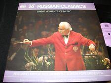 ARTHUR FIEDLER<>RUSSIAN CLASSICS° TIME LIFE N0.20<>LP Vinyl~USA Pressing<>