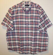 fd3be8aee Polo Ralph Lauren Men s Big Tall Plaids   Checks Short Sleeve Sleeve ...