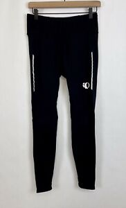Pearl Izumi Elite Tights Women's Size Large Black Cycling Running Exercise
