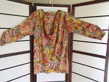 """Handmade"" Women's Floral Tops & Blouses"