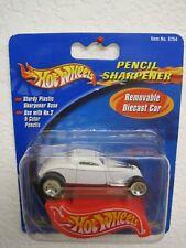 Hot Wheels Sooo Fast Pencil Sharpener by Rose Art #6754
