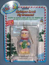 Webkinz Christmas Snack Pig Christmas Ornament NWT **FAST Ship**GREAT Service!**