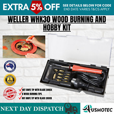 Weller Wood Burning and Hobby Kit Art Tool Burner 15 Piece Pyrography Craft Set
