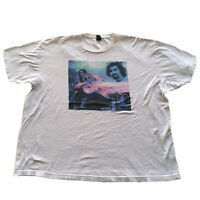 Nirvana Band T-Shirt Mens XL Kurt Cobain Vintage Grunge Rock Alternative Seattle