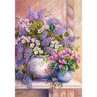 Lilac Flowers - 1500 Pieces - Castor Elementw Liliowe Kwiaty
