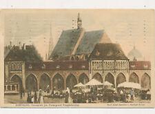 AK Dortmund, Hansaplatz, 1911 (K) 19892