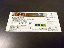 TICKET EL Legia Warszawa - SSC Napoli 15/16