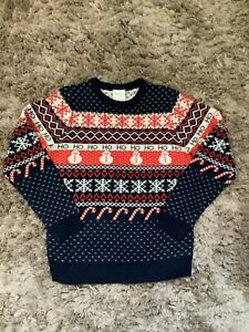 BOYS CHRISTMAS JUMPER AGE 11-12 YEARS, XMAS, SNOWMAN, COMBINE POSTAGE