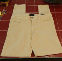 Womens/Juniors AE Light Brown Corduroy Super Stretch Jeggings size 6