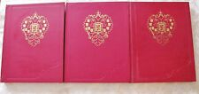 Heraldry Coats of Arms of Imperial Russia Nobility Families 3 Volumes Book
