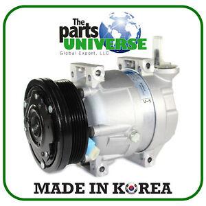 AC Compressor V5 Fits Chevrolet Aveo Kalos Nubira Buick 96539388