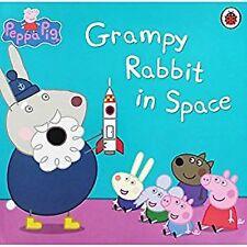 Peppa Pig Grampy Rabbit in Space, Book, New