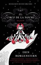 El circo de la noche (Spanish Edition), Morgenstern, Erin, Good Condition, Book