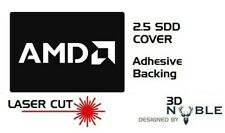 BLACK - AMD - 2.5inch SSD/HDD SATA Solid Hard Drive Cover Plate 2.5 Internal