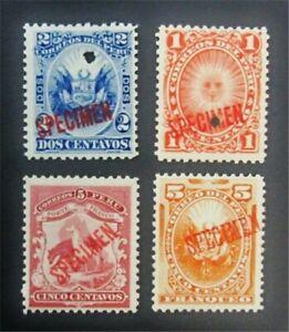 nystamps Peru Stamp Mint OG NH Specimen J15y1606