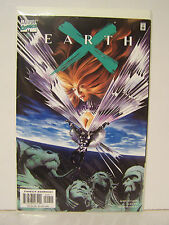 Marvel Earth X number 9 Resealable Comic Bag and Boarded
