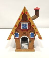 Art Line Cottage Wooden Birdhouse Made in Taiwan