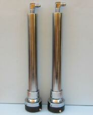 "Lowrider Hydraulics 14"" chrome cylinders (FAT), chrome powerball & fitting kit"