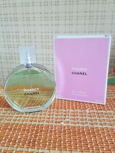 Chanel Chance Eau Fraiche Eau De Toilette 100ml/3.4 oz For Women New